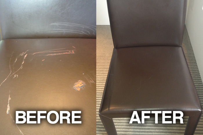 Leather repair and cleaning services in New Jersey, Pennsylvania, and Delaware